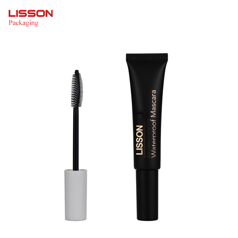 Empty Mascara Tube with Brush