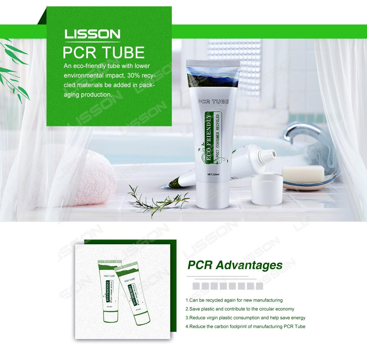 Eco friendly PCR Tube