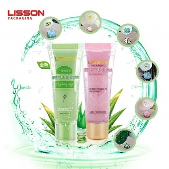 2 In 1 Plastic Tube for Skin Care