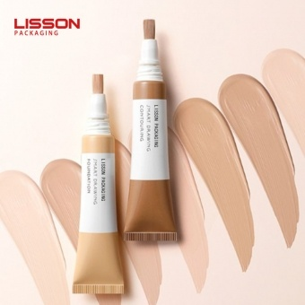 Brush Lip Gloss Tubes