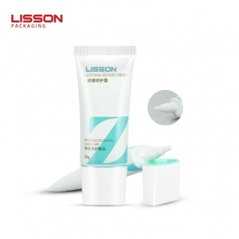 SPF Oval Tube Packaging