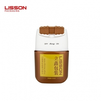 Body Lotion Massage Bottle