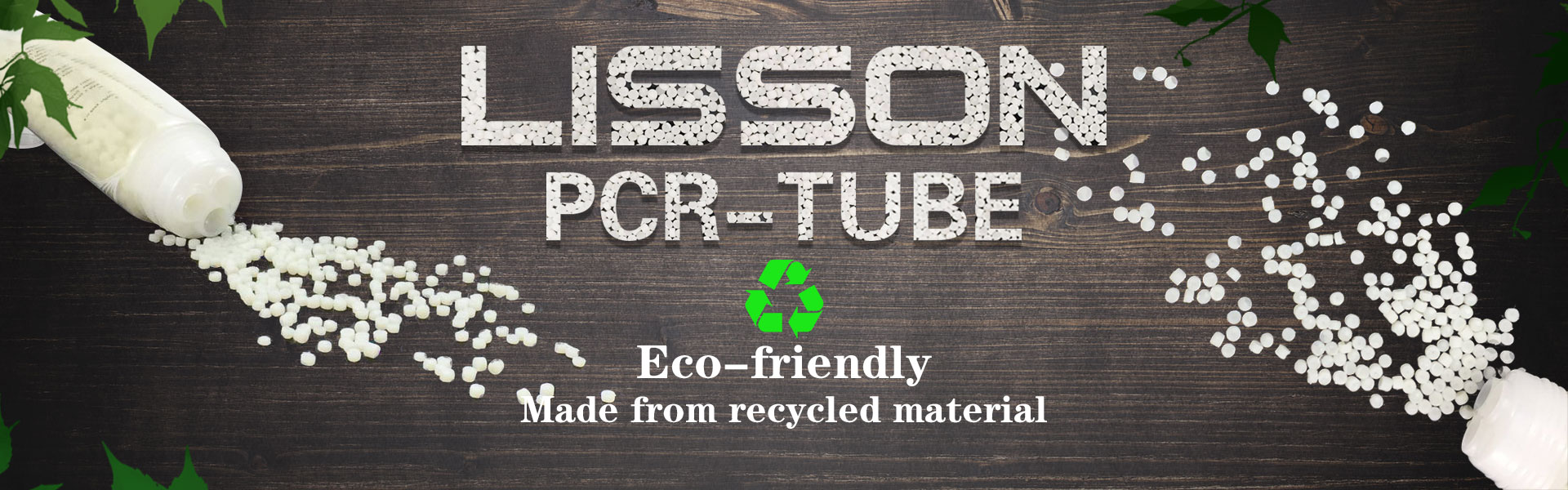 Post-consumer Recycled Tubes PCR Tube