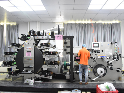 Offset Printing Cosmetic Tubes Machine