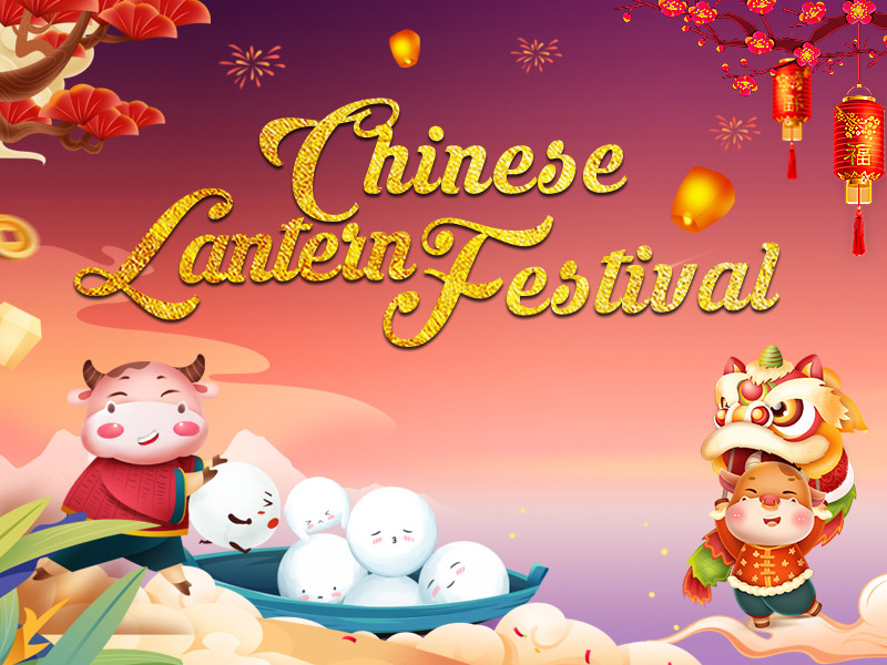 Happy Chinese Lantern Festival---Lisson Packaging