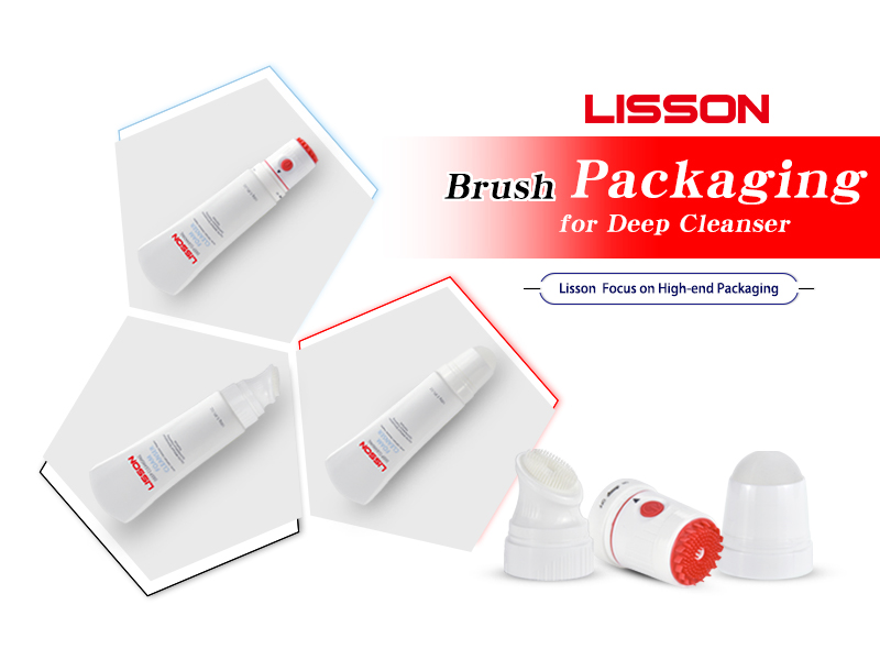 Are You Looking for a Brush Packaging for Deep Cleanser