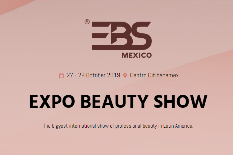 INVITATION LETTER FOR EXPO BEAUTY SHOW MEXICO---LISSON PACKAGING